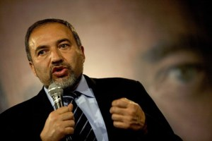 It would be mistaken to think of the rise of Avigdor Lieberman as a major development or as the main source of concern for the Palestinians.
